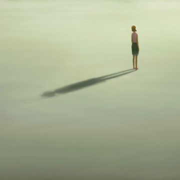 La solitude, ça existe bien